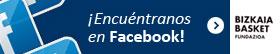 Facebook Fundacion Bizkaia Basket